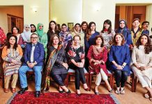 British Deputy High Commission Hosted Closing Ceremony of Growing Women Leader's Programme