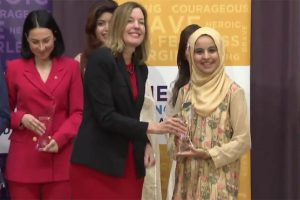 Dania Hassan Wins Emerging Young Leaders Award of US State Department