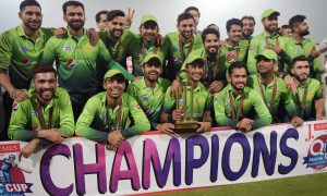 Pakistan Stays On The Top In ICC T20I Rankings