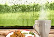 Easy Recipes For Rainy Weather