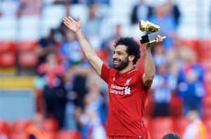 Liverpool Back In Champions League Due To Salah's Ballistic Performance