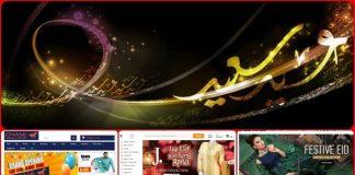 Online Eid Shopping Begins