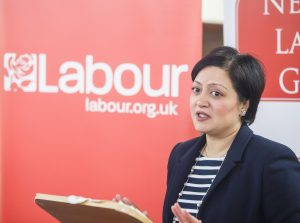 Rokhsana Fiaz, UK First Directly Elected Female Mayor