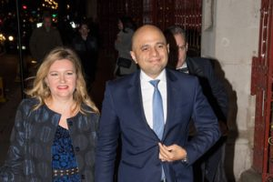 Sajid Javid Is UK New home Secretary