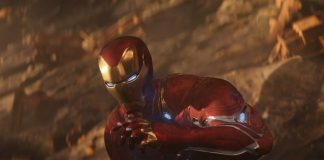 Iron Man's Iconic Dress Stolen From L.A Warehouse