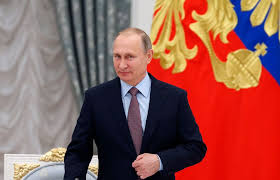 Putin Elected As Russian President For The 4th Time