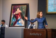 Sotheby's Auction Received Donations From 42 Artists