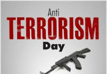 How Far We Have Achieved The Objectives Of Anti-Terrorism Day