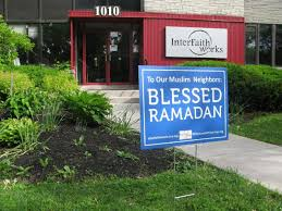 """Blessed Ramadan"" Interfaith Campaign"