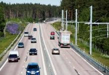 Electrified Roads Developed In Sweden
