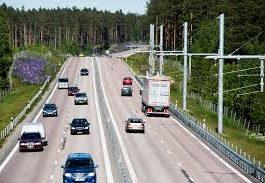 Electrified Roads Developed In Sweden
