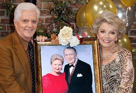 Bill Hayes and Susan Seaforth Hayes were given the Lifetime Achievement Award.