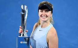 Elina Svitolina Stands Favorite For French Open