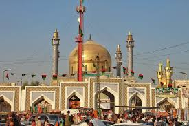 766th Urs of Divine Being Lal Shahbaz Qalandar