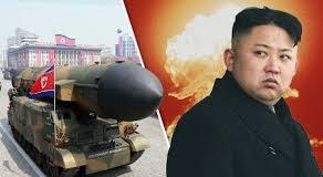 Trump Discuss N. Korea's Threat