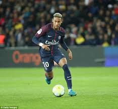 Recovering Neymar In French Cup Final