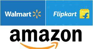 Amazon And Wal-Mart Wants to Buy Flipkart