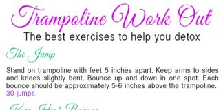 Top Benefits Of Trampoline Exercises