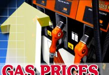 Gas Price Surge Thrusts Inflation