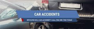 What Kinds Of Car Accidents Require An Attorney