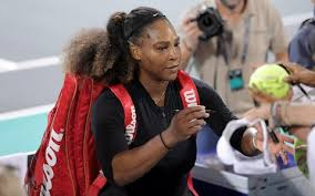 Serena Not To Compete In Madrid Open