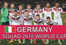 Germany Favorite For FIFA World Cup 2018 Hosted By Russia