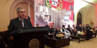 National Day of Portugal Celebrated In Pakistan