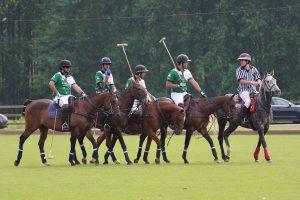Pakistan POLO Team Led By Junaid Safdar Lost Match Against UK POLO Team