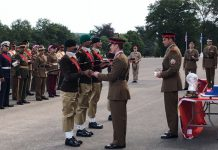 Pakistan Army Won UK Drill Competition