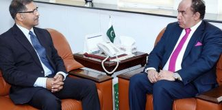 Tunisian Ambassador Interested In Fostering Cultural Ties With Pakistan