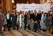 Buckingham Palace Hosted Commonwealth Fashion Exchange