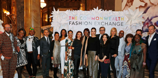 Buckingham Palace Hosted Commonwealth Fashion Exchange