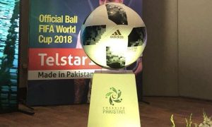 Telstar 18 To Represent Pakistan In FIFA World Cup 2018