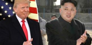 Trump, Kim Hold Historic Meeting In Singapore