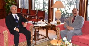 PM Meets Chief Election Commissioner