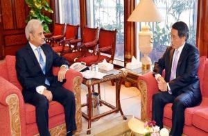 Japanese Ambassador Takashi Kurai Met PM