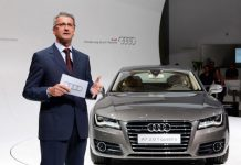 LawSuit Against Audi CEO