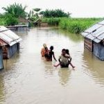 Floods In India And Bangladesh Displaced Million, Killed Dozens