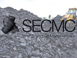 First Layer Of Thar Coal Uncovered By Sindh Engro Coal Mining Company