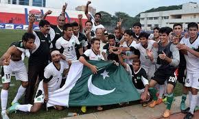Pakistan Football Team May Visit Bahrain Ahead Of Asian Games