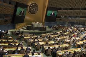 UN General Assembly Adopted Resolution Condemning Israel For Palestinian Deaths In Gaza
