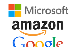 Amazon, Microsoft and Google to Build and Oversee US Military's Cloud Computing Infrastructure
