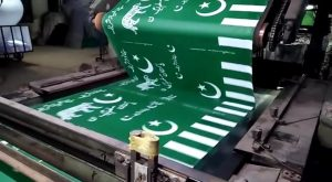 Flags Printing Business Flourishing Before Elections