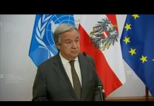 UN Chief Shock Over Number of Palestinians Killed In Gaza