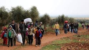 IDPs In Syria During The First Four Months Of 2018