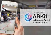 Apple's Arkit 2 Features