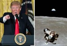 Trumps Orders For New US Space Force