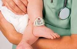 New Borns Are Now Safe From Abductions Through Radio Frequency Identification (RFID) System