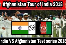 India To Host Afghanistan's Debut Test