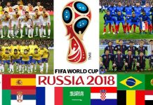 FIFA WorldCup 2018 Update